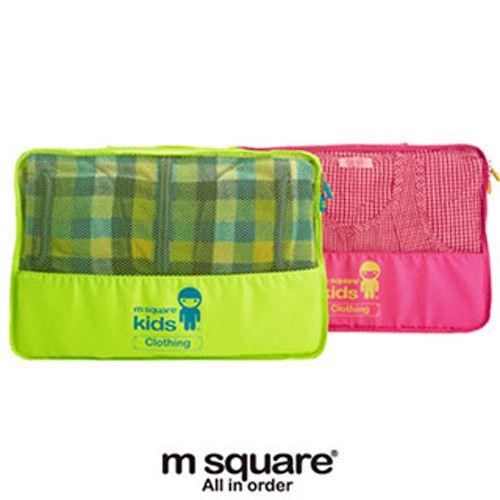 M Square kids 台北 阪急 百貨中號衣物袋M