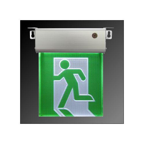 消防器材  小型 1:1 LED 緊急出口標示燈