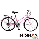 【MISMAX 】Meggie城市低跨通勤車(四色隨機出貨)