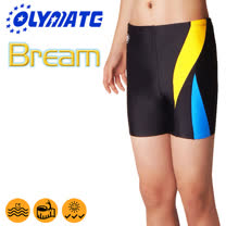 OLYMATE Bream 專業四角休閒泳褲