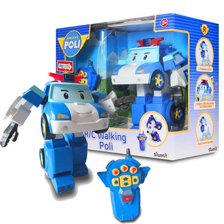 《 POLI 波力 》波力遙控機器人