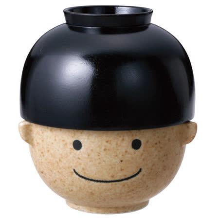 sunart 飯湯碗組 │ 滿福太郎 │黑