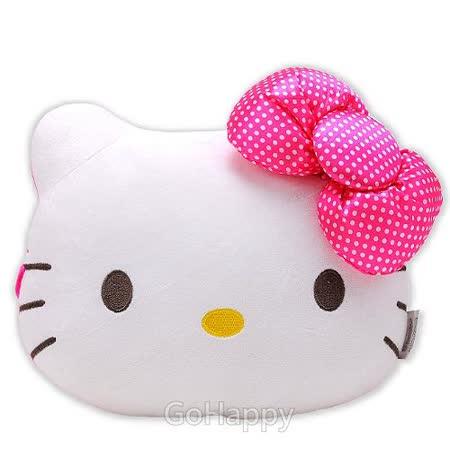 SANRIO【Hello Kitty】甜心抱枕