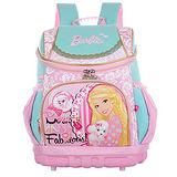 芭比Barbie 小甜心超輕書包-綠色