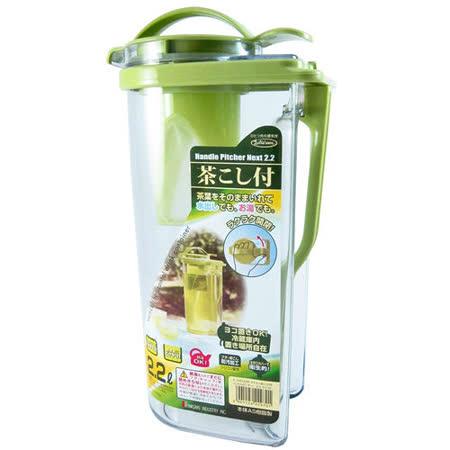 日本岩崎耐熱冷水壺2.2L