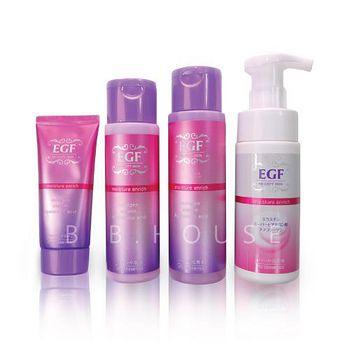 日本EGF RE-CEPT SKIN 潤澤保濕緊緻活膚乳液 (敏感肌適用) EF55191