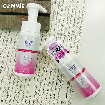 日本EGF RE-CEPT SKIN 濃密潤澤緊緻泡沫洗顏慕斯 (敏感肌適用) EF55329
