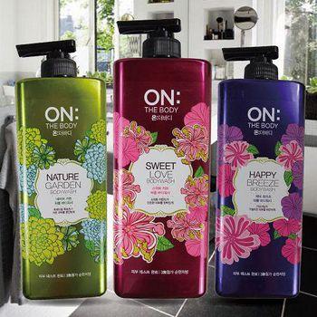 On The Body 香氣保濕天然萃取有機香水沐浴露LG5100 (3種口味可選)