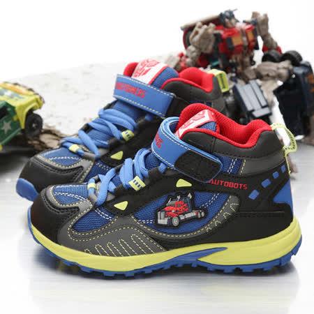 【童鞋城堡】變形金剛短筒超輕量運動休閒鞋TF5162