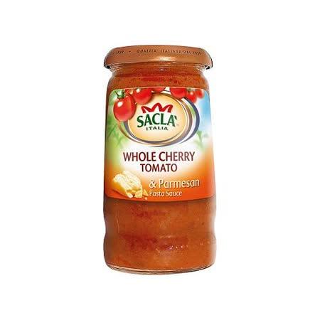 Sacla 帕瑪森起司小番茄義大利麵醬350g