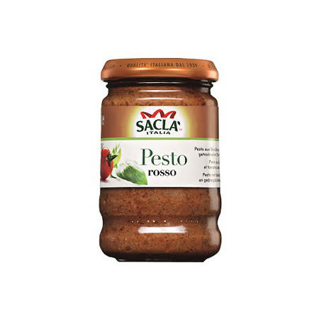 Sacla日曬番茄義大利麵醬190g