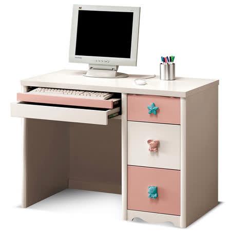 【好物分享】gohappy快樂購日式量販 簡約4尺粉紅電腦桌評價如何崇光 sogo