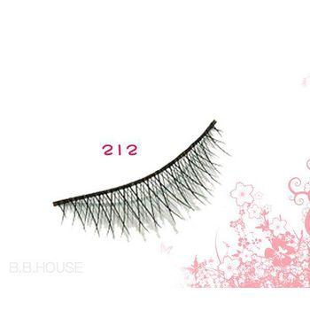 Auein 人氣純手工假睫毛 【T212】一盒10對