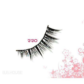 Auein 人氣純手工假睫毛 【T220】一盒10對