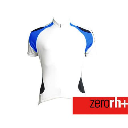 ZERORH+ 經典款短袖排汗自行車衣(男) ★單車型男必備★ ECU0013