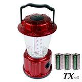 【特林TX】復古煤燈造型可調亮度LED露營燈(LAMP-9005)