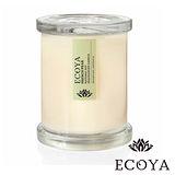 【澳洲ECOYA】天然大豆棕櫚水晶香氛蠟燭 - 法式梨香 270g