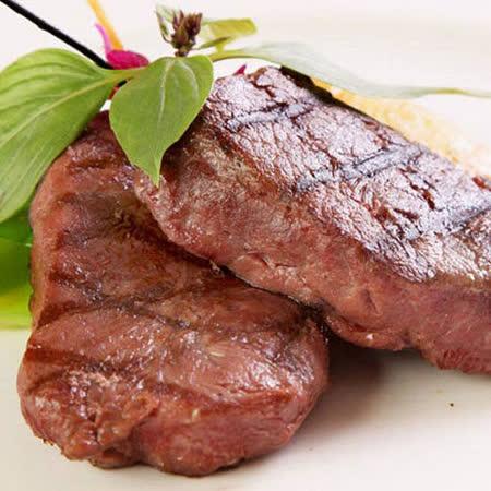 【一本鮮】美國安格斯嫩肩牛排(13oZ約375g/片)