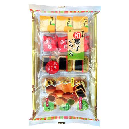 津山屋綜合和果子 250公克