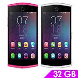 Meitu 4.7吋八核美圖秀秀2智慧型手機-32G-加贈專用皮套+雙面兩用保貼+行電+七段式自拍架+8G記憶卡
