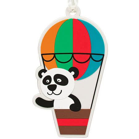 《DQ》行李箱掛牌(熱氣球)