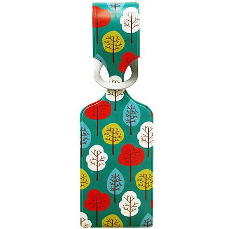 《DQ》PVC行李箱掛牌(童話樹)