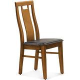 【幸福屋】Sam 胡桃色餐椅