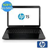 【HP】15-d039TU 15.6吋雙核時尚筆電-黑