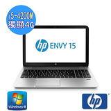 【HP】ENVY 15-j143TX 15.6吋獨顯4G筆電