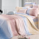 Lily Royal-博雅-雙人加大八件式天絲兩用被床罩組