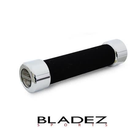 【BLADEZ】1KG電鍍泡棉啞鈴-1支