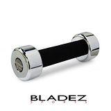 【BLADEZ】2KG電鍍泡棉啞鈴-1支