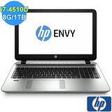 【HP】ENVY 15-k016TX 15.6吋獨顯2G筆電