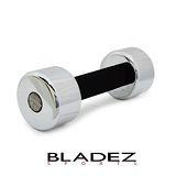 【BLADEZ】4KG電鍍泡棉啞鈴 -1支