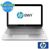 【HP】Envy TS 15-q007TX 時尚銀 獨顯FHD觸控螢幕筆電