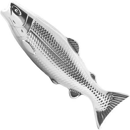 《KIKKERLAND》一隻魚去味皂