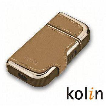Kolin歌林 時尚尊爵皮質充電式刮鬍刀 KSH-R1500W