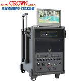 大唐趴趴GO無線行動影音KTV (CRAK2000) 送高效行動電源+專業立架