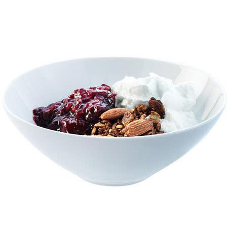 《LSA》Dine白瓷餐碗4入(18cm)