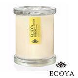 【澳洲ECOYA】天然大豆棕櫚水晶香氛蠟燭 - 香茅薑根 270g