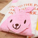 4款可愛動物造型浴巾兒童浴袍