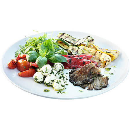 《LSA》Dine白瓷盤2入(31cm)