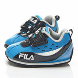 FILA中小童電燈運動鞋J827O-301