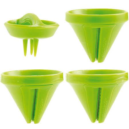 《MASTRAD》彩帶細絲刨切器(綠)