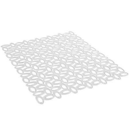 《MASTRAD》水槽瀝水墊(白XL)