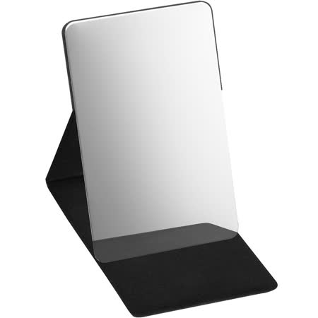 《REFLECTS》隨身立鏡(黑)