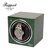 【英國工藝 Rapport EVO 手錶自動上鍊盒】【保險箱適用】WATCH WINDER 動力儲存盒 機械錶專用
