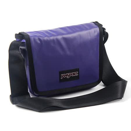 JanSport 校園背包(BUZAN)-靛藍