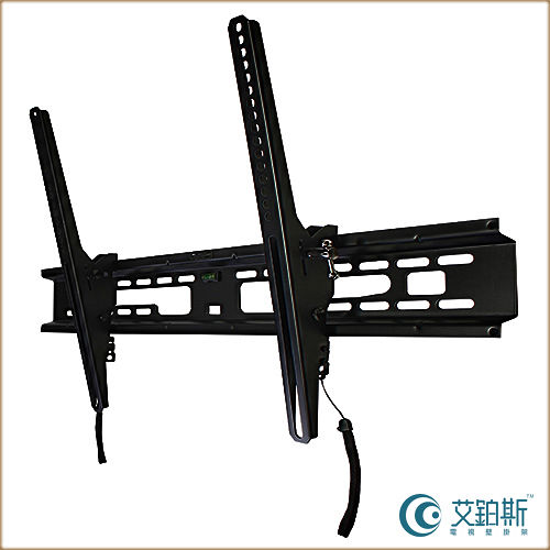 艾伯斯 牆板傾角式-適用46吋~60吋電視壁掛架