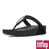 FitFlop™-(女款)CHADA™(LEATHER) -靚黑